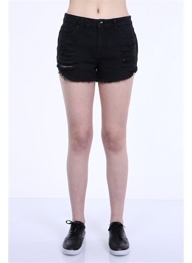 Rodi Jeans Kadın Püskül Paça Denim Şort TY19YB142170 Renkli